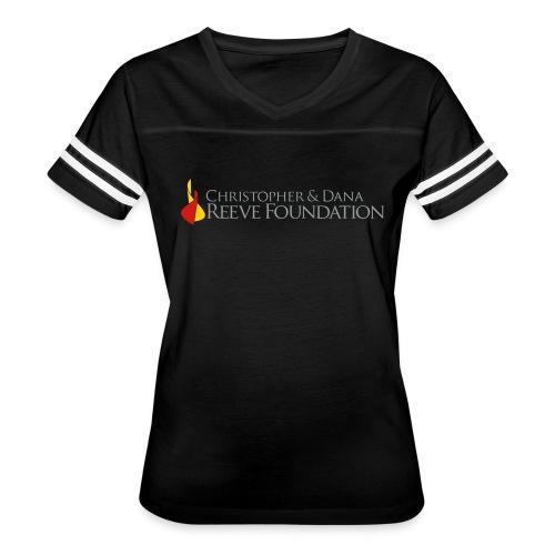 Christopher & Dana Reeve Foundation - Women's Vintage Sport T-Shirt