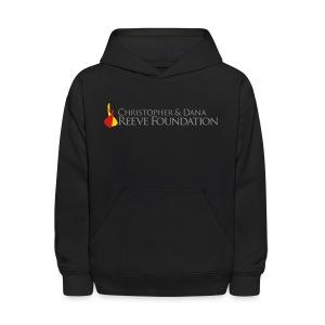 Christopher & Dana Reeve Foundation - Kids' Hoodie