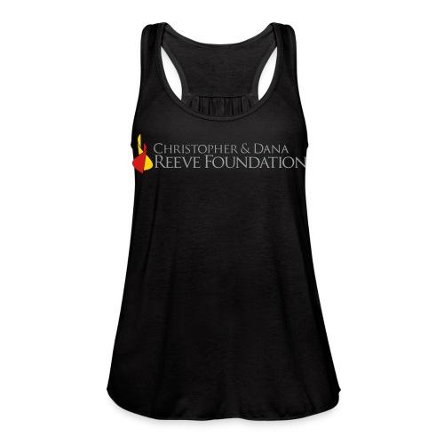 Christopher & Dana Reeve Foundation - Women's Flowy Tank Top by Bella