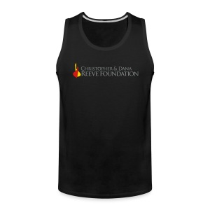 Christopher & Dana Reeve Foundation - Men's Premium Tank