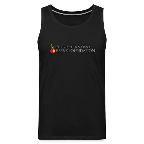 Christopher & Dana Reeve Foundation - Men's Premium Tank