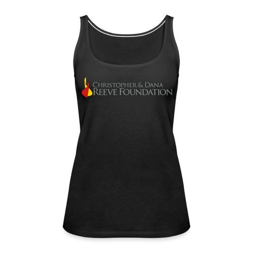 Christopher & Dana Reeve Foundation - Women's Premium Tank Top