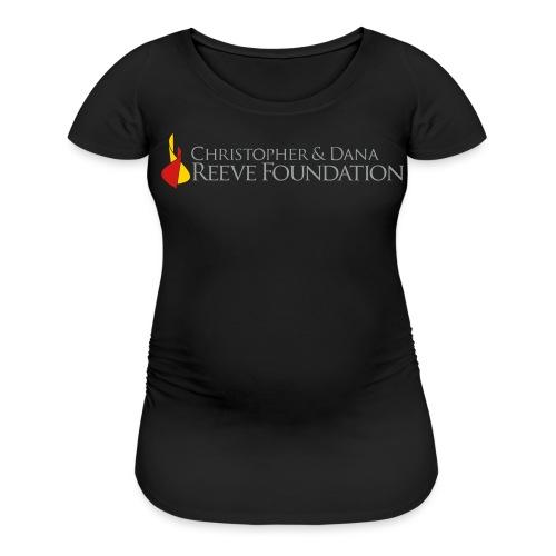 Christopher & Dana Reeve Foundation - Women's Maternity T-Shirt