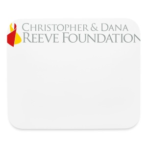 Christopher & Dana Reeve Foundation - Mouse pad Horizontal