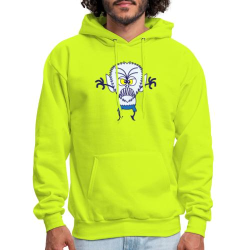 Scary Halloween Werewolf Kids' Shirts - Men's Hoodie