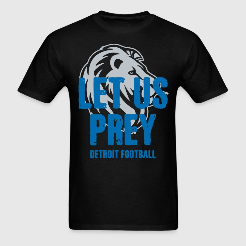 Let Us Prey T-Shirts - Men's T-Shirt