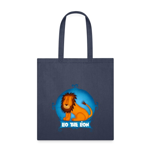 Leo The Lion  - Tote Bag