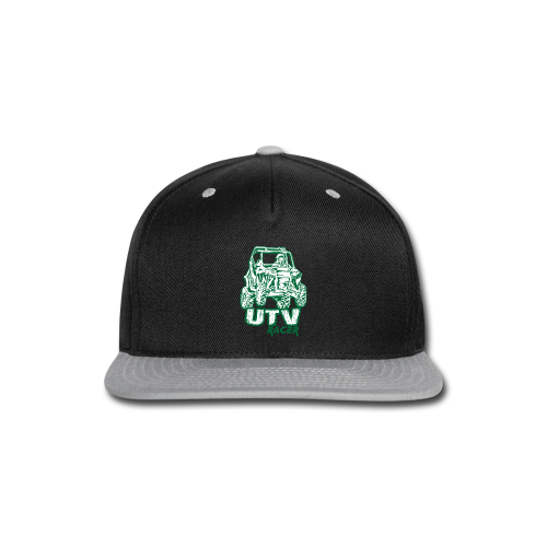 UTV Racing Shirt - Snap-back Baseball Cap