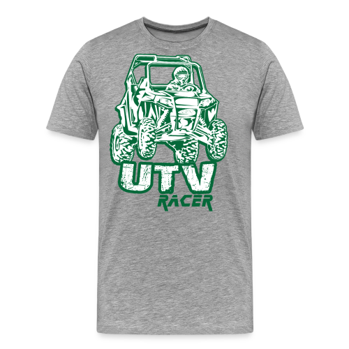 UTV Racing Shirt - Men's Premium T-Shirt