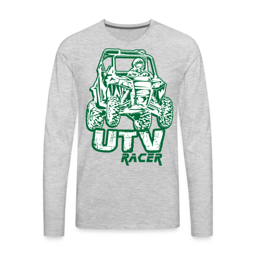 UTV Racing Shirt - Men's Premium Long Sleeve T-Shirt