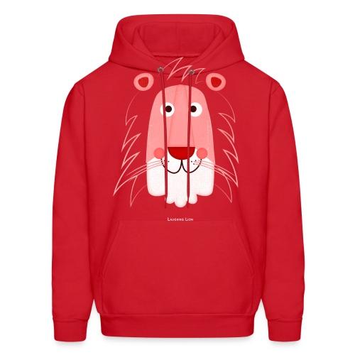 Lion Face T-Shirt - Men's Hoodie