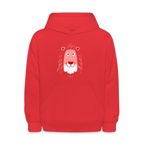 Lion Face T-Shirt - Kids' Hoodie