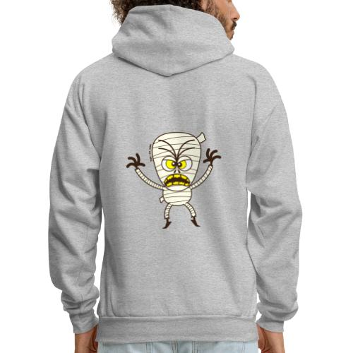 Scary Halloween Mummy Sweatshirts - Men's Hoodie