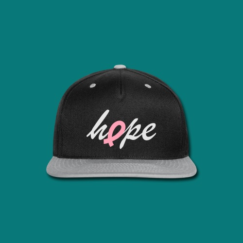 Men's Hope - Snap-back Baseball Cap