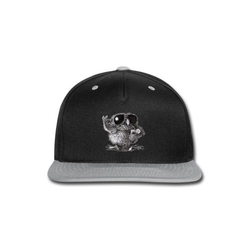 Cool Owl - Snap-back Baseball Cap