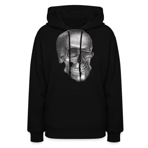 twinkle skull - Women's Hoodie