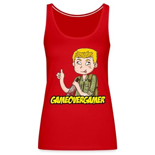 Classic GOG Women's Tee - Women's Premium Tank Top