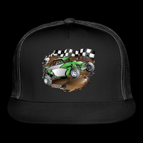 Green Limited Buggy Shirt - Trucker Cap