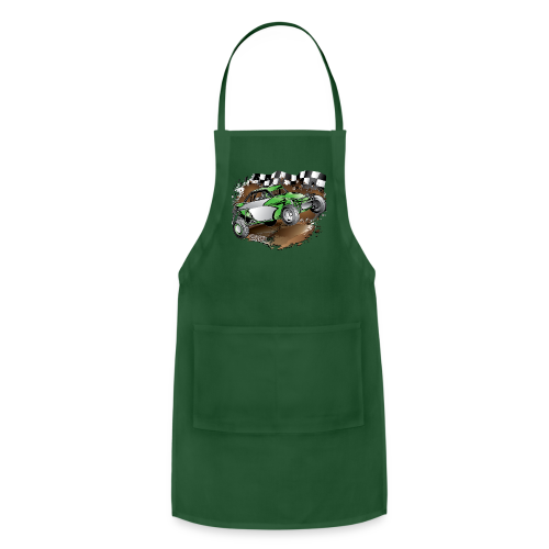 Green Limited Buggy Shirt - Adjustable Apron