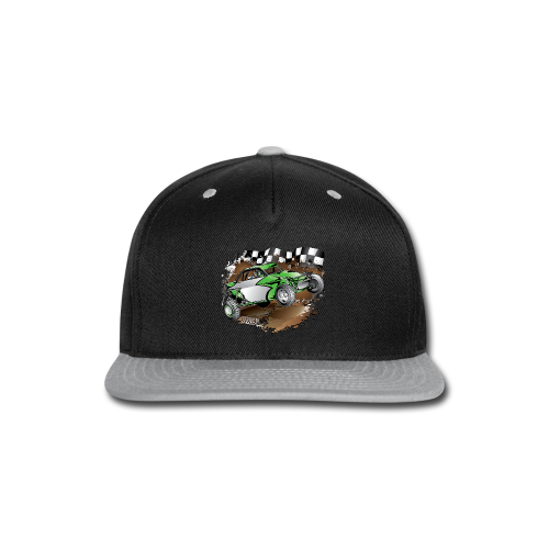 Green Limited Buggy Shirt - Snap-back Baseball Cap