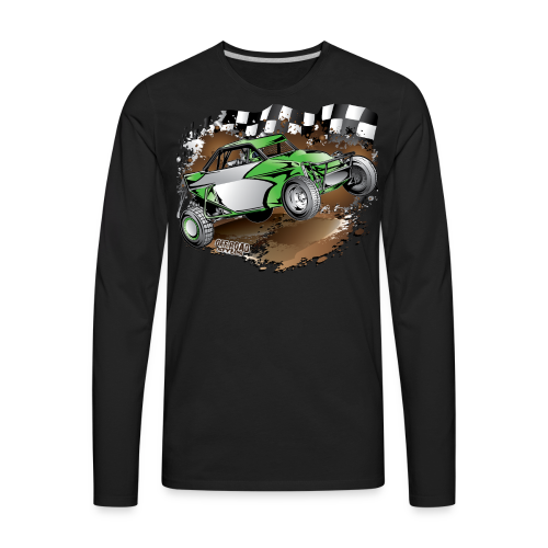 Green Limited Buggy Shirt - Men's Premium Long Sleeve T-Shirt
