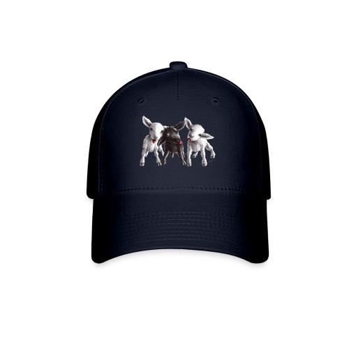 cheeky sheep - Baseball Cap