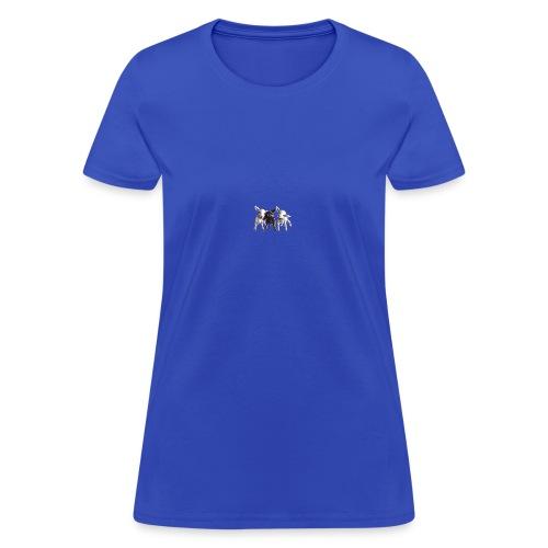 cheeky sheep - Women's T-Shirt