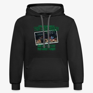 The Lake House T-Shirt - Contrast Hoodie
