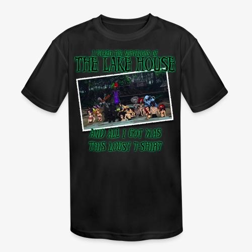 The Lake House T-Shirt - Kids' Moisture Wicking Performance T-Shirt