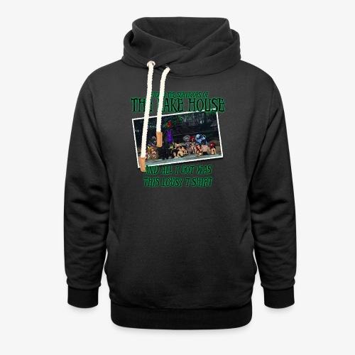 The Lake House T-Shirt - Shawl Collar Hoodie
