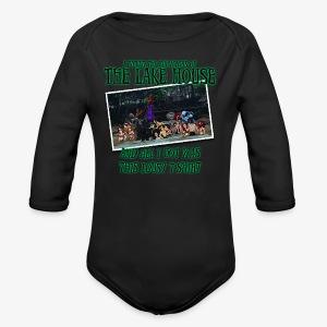 The Lake House T-Shirt - Long Sleeve Baby Bodysuit