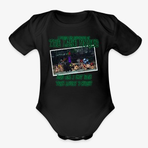 The Lake House T-Shirt - Short Sleeve Baby Bodysuit