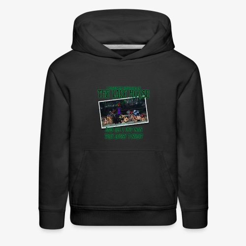 The Lake House T-Shirt - Kids' Premium Hoodie