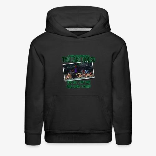 The Lake House T-Shirt - Kids' Premium Hoodie