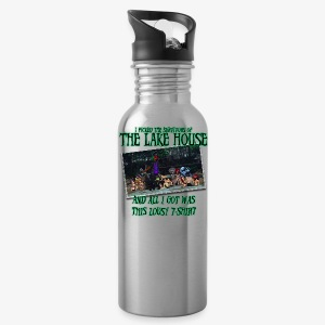 The Lake House T-Shirt - Water Bottle
