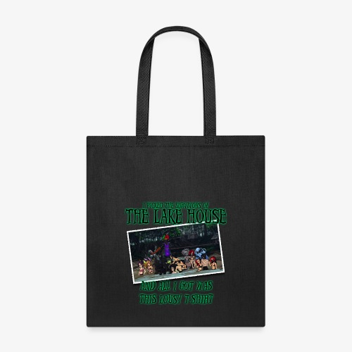 The Lake House T-Shirt - Tote Bag