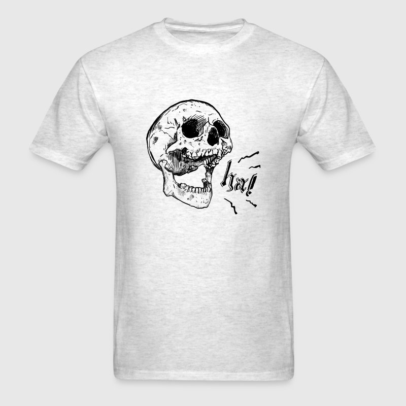 Laughing Skull - Men's T-Shirt