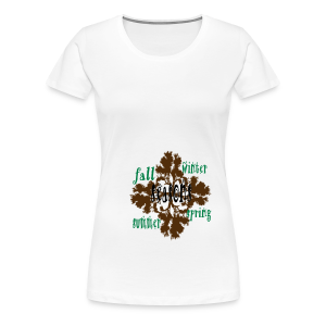 Seasons - Women's Premium T-Shirt
