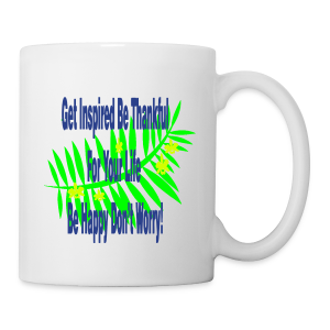 Get inspired - Coffee/Tea Mug