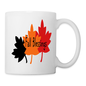 Fall Blessings - Coffee/Tea Mug