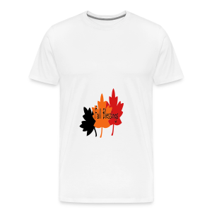 Fall Blessings - Men's Premium T-Shirt