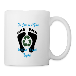 One step at a time - Coffee/Tea Mug