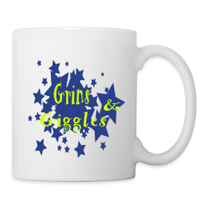Grins and giggles - Coffee/Tea Mug