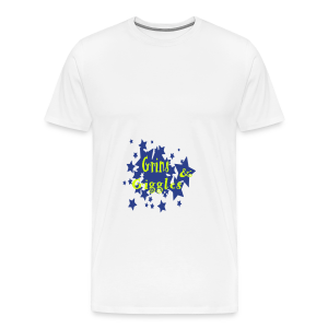 Grins and giggles - Men's Premium T-Shirt