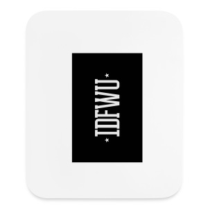 #IDFWU - iPhone 6 Rubber Case - Mouse pad Vertical