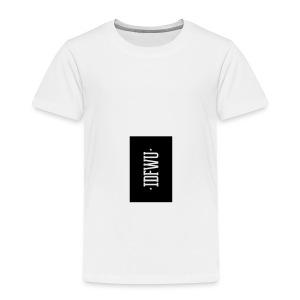 #IDFWU - iPhone 6 Rubber Case - Toddler Premium T-Shirt
