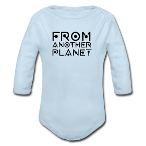 From Another Planet T-SHIRT - Long Sleeve Baby Bodysuit