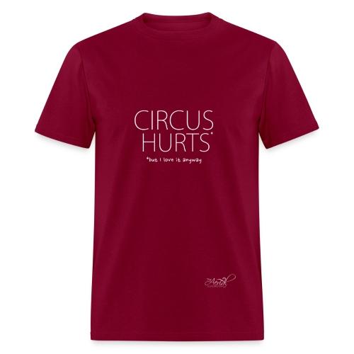 CIRCUS HURTS tank - Men's T-Shirt