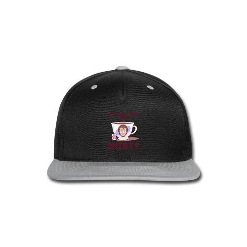 Yamimash - Snap-back Baseball Cap