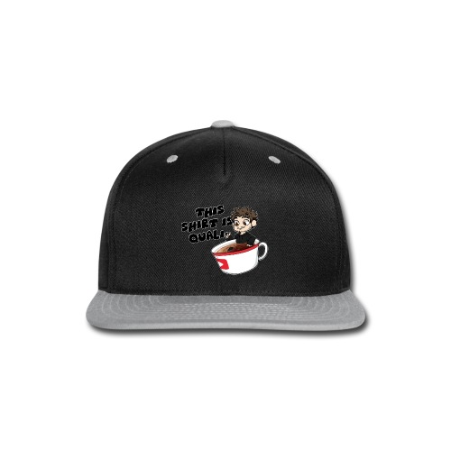 Yamimash - Snap-back Baseball Cap